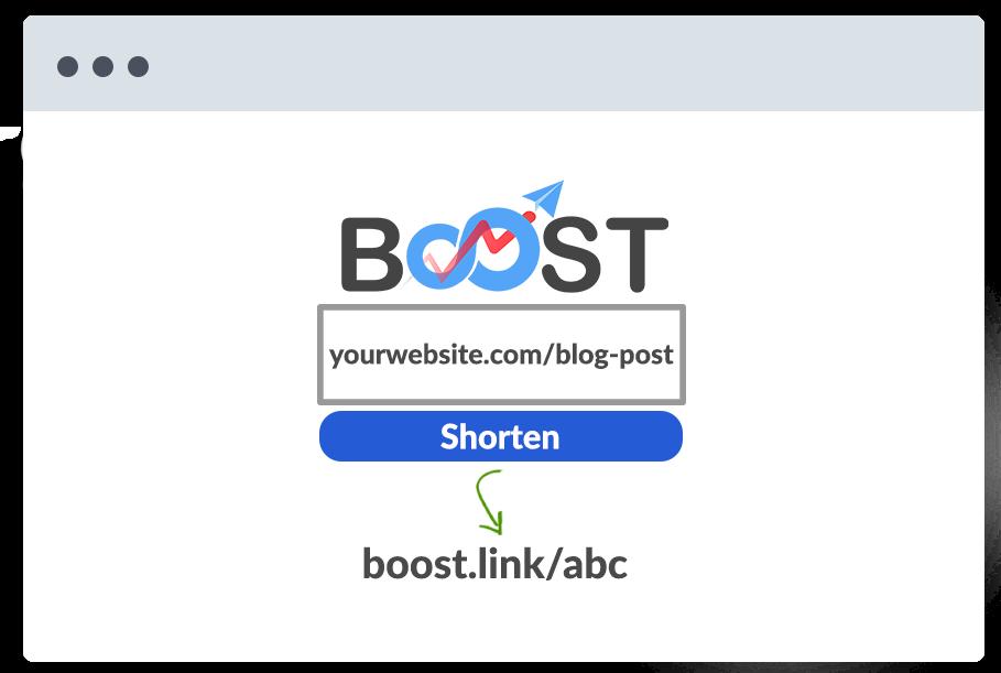 boost step 1