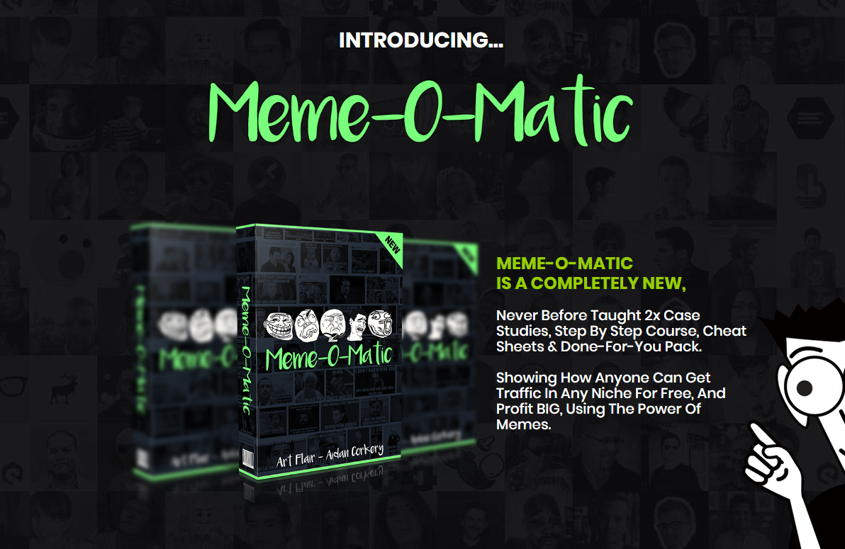 Meme-O-Matic Review