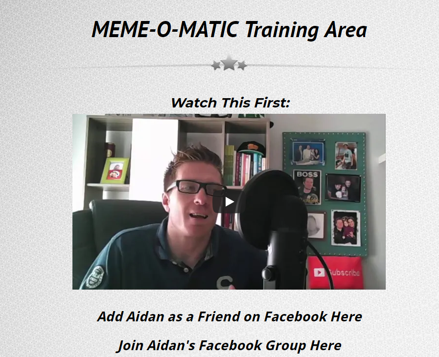 meme o matic review