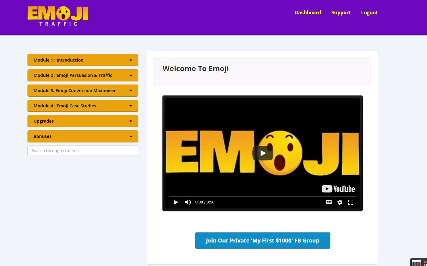 Emoji Traffic Review