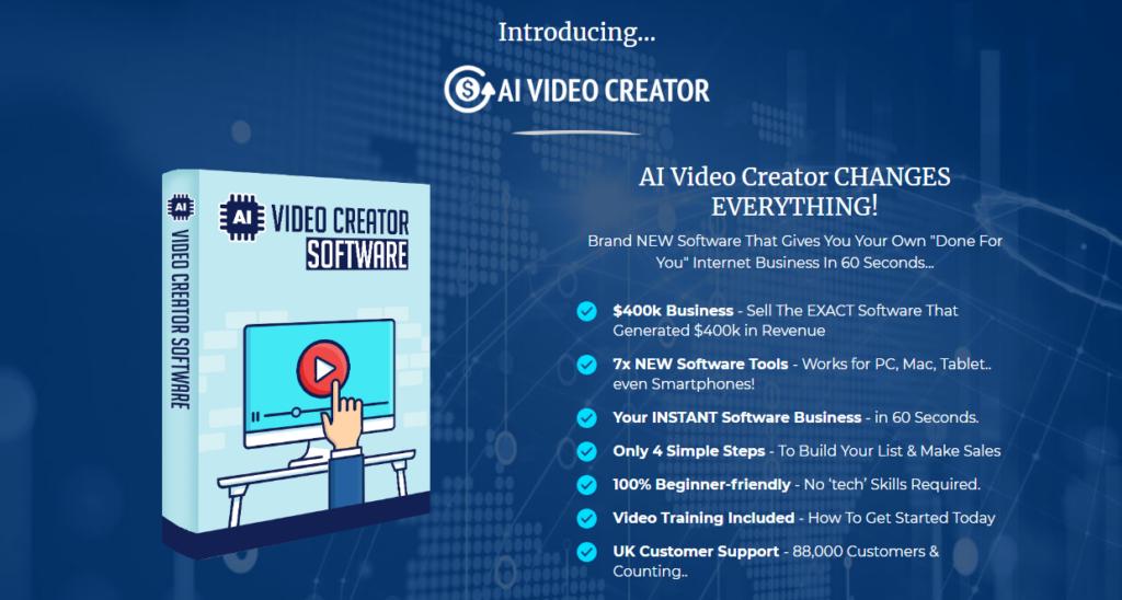 Introducing AI Video Creator