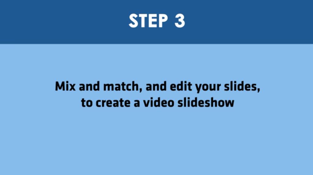Step 3 - AI Video Ceator