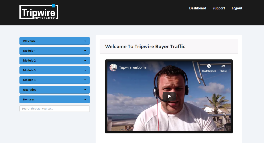 Tripwire Buyer Traffic Members